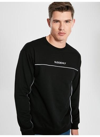 LC Waikiki Sweatshirt Siyah